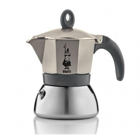 Bialetti Moka Induction Gold Coffee-Maker