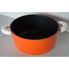 Bialetti Arancione Rondel 24 cm.