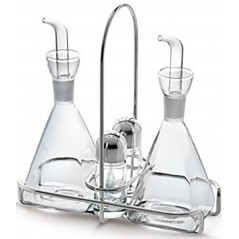 Giannini Cruet set 4 pieces