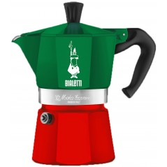 Bialetti Moka Express Italia Coffee-Maker