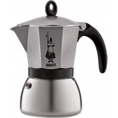 Bialetti Moka Induction Anthracite Kawiarka na Indukcję