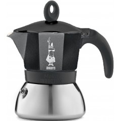 Bialetti Moka Induction Black Kawiarka