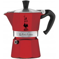 Bialetti Moka Express Passion Red