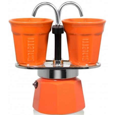Bialetti Mini Express Color Coffee-Maker Set