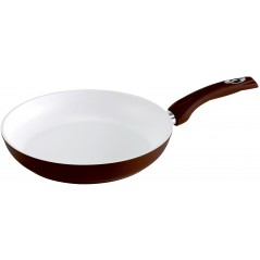 Patelnia Brown Ceramic Induction