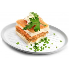 Foremka do potraw kwadratowa