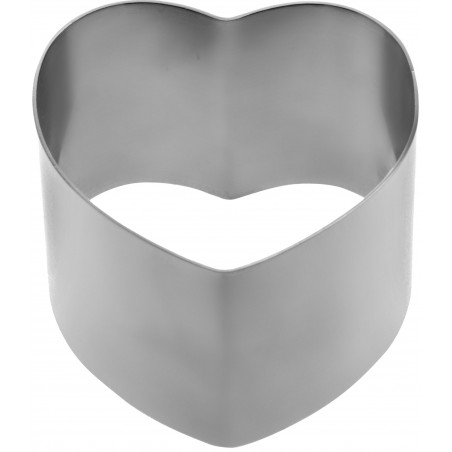 Foremka do potraw w kształcie serca