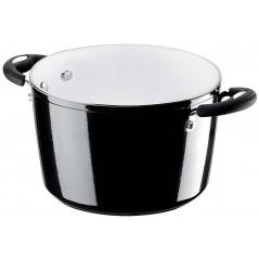 Bialetti Black Ceramic Garnek