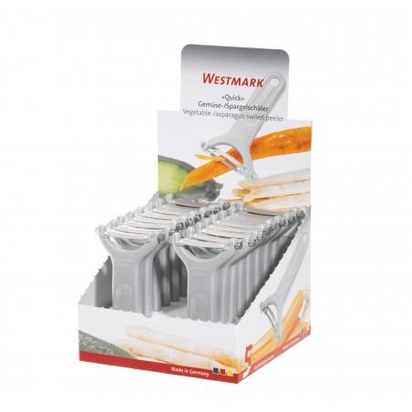 Westmark Obierak z Ostrzem Obrotowym Quick