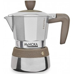 Pedrini MyMOKA Induction Coffee-Maker