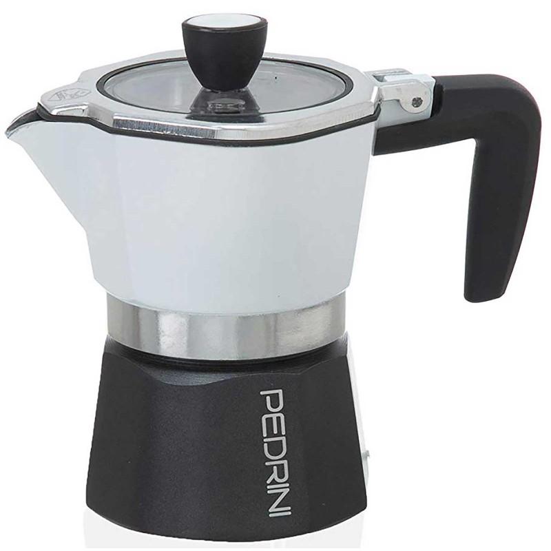 Pedrini Sei Moka Plus Coffe-Maker