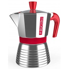 Pedrini Infinity Red Cofffee-Maker