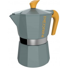 Pedrini MyMoka Color Coffee-Maker