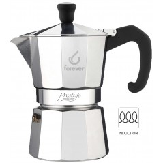 Forever Miss Prestige Induction Coffee-Maker