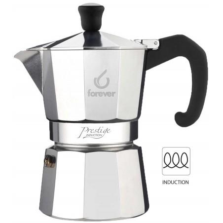 Forever Miss Prestige Induction Coffee-Maker