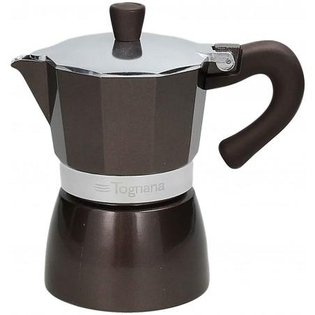 Tognana Gloss&Glam Bronze Coffee-Maker