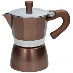 Tognana Gloss&Glam Copper Coffee-Maker