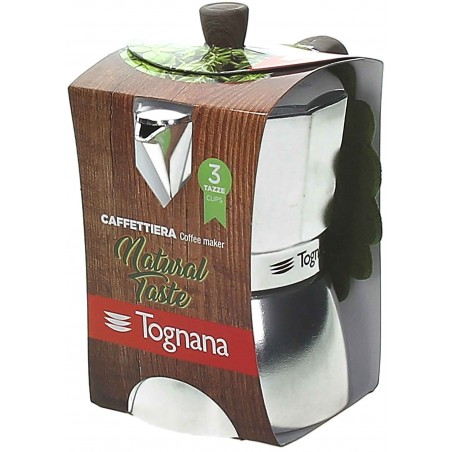 Tognana Natural Taste Coffee-Maker