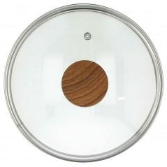 Tognana Stone&Wood Glass Lid