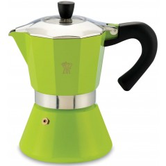 Pezzetti Bellexpress Green Coffee-Maker