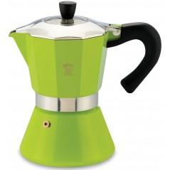 Pezzetti Bellexpress Induction Green Coffee-Maker
