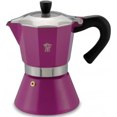 Pezzetti Bellexpress Induction Purple Coffee-Maker