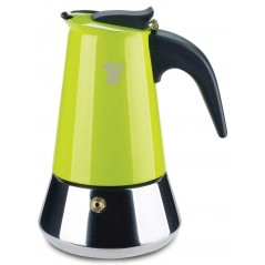 Pezzetti Steelexpress Coffee-Maker
