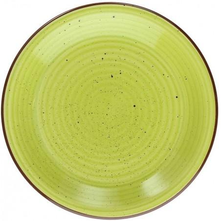 Tognana Art & Pepper Verde Green Dinner Plate 27 cm