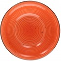 Tognana Art & Pepper Aragosta Orange Soup Plate 21 cm