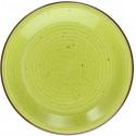 Tognana Art & Pepper Verde Green Dessert Plate 19 cm