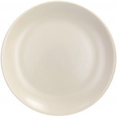 Tognana Fabric Cream Dinner Plate 26 cm