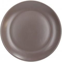 Tognana Fabric Choco Soup Plate 22 cm