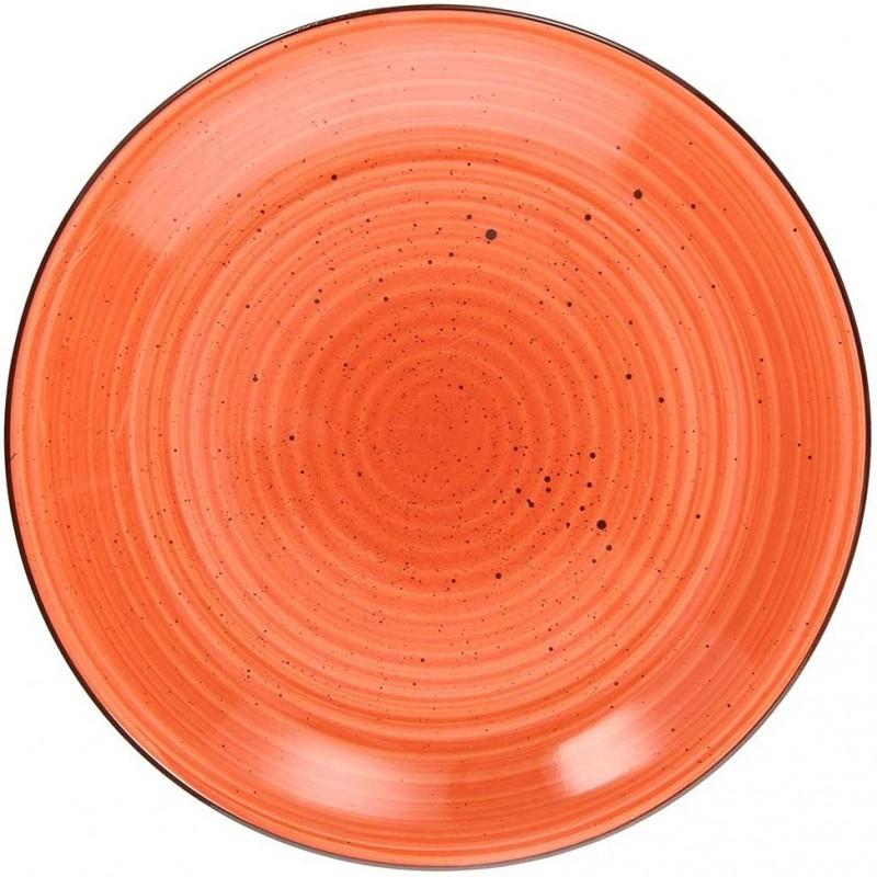 Tognana Art & Pepper Aragosta Orange Talerz Obiadowy 27 cm