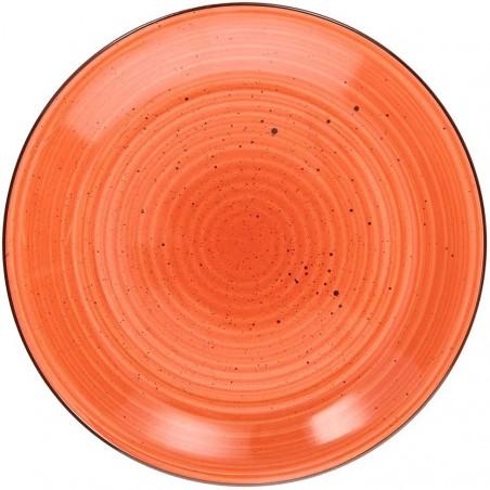 Tognana Art & Pepper Aragosta Orange Dinner Plate 27 cm