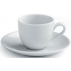 Tognana Metropolis 6 Coffee Cup & Saucer Set 80 ml