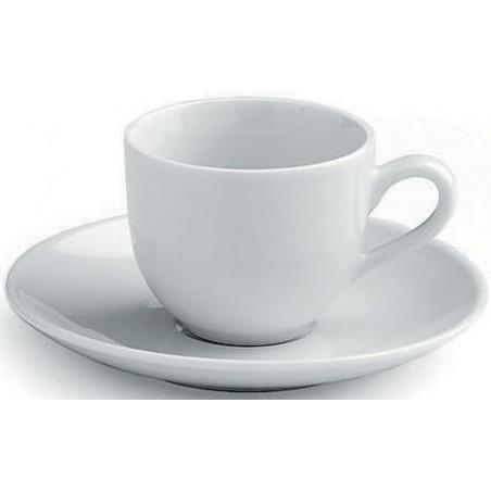 Tognana Metropolis 6 Coffee Cup & Saucer Set 80 CC