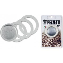 Pezzetti 3 Seal and Filter Italexpress