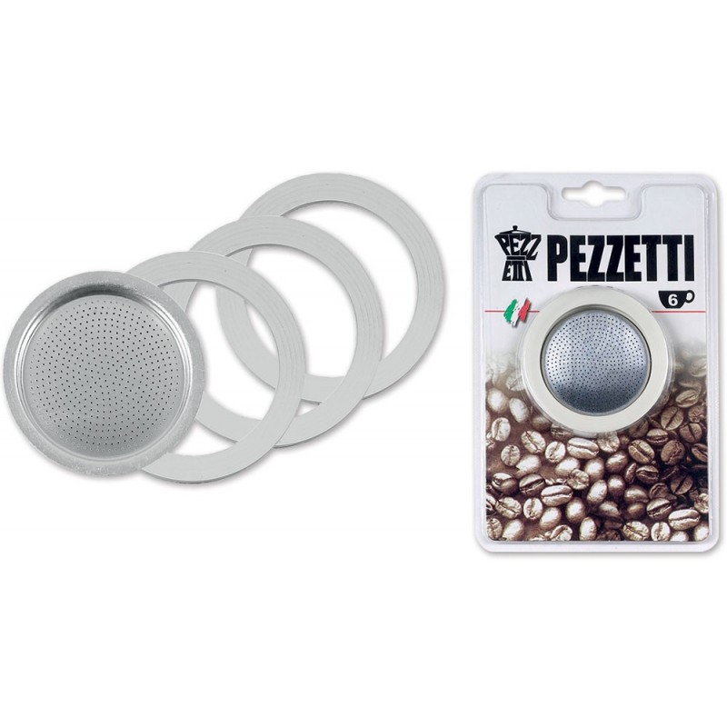 Pezzetti 3 Seal and Filter