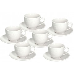 Tognana Pop Flower Gaia Set of Tea Cups 270 cc
