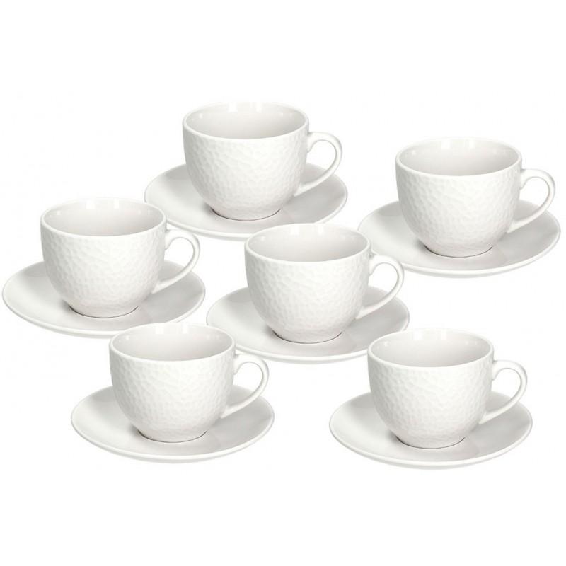 Tognana Pop Flower Gaia Set of Tea Cups 270 cc