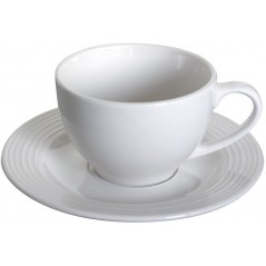 Tognana Every Day Circles Set of 6 Tea Cups 200 cc