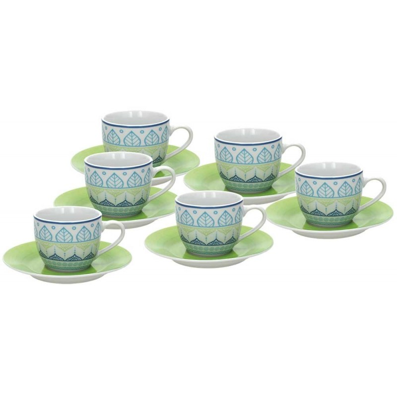 Tognana Every Day Ginger Set of Coffee Cups 100 cc