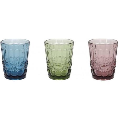 Tognana Madame Set of 3 Glasses