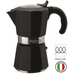 Forever Miss Innova Black Induction Coffee-Maker