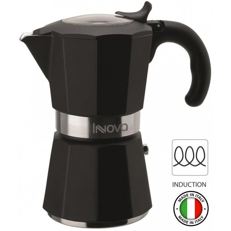 Forever Miss Innova Black Induction Coffee-Maker