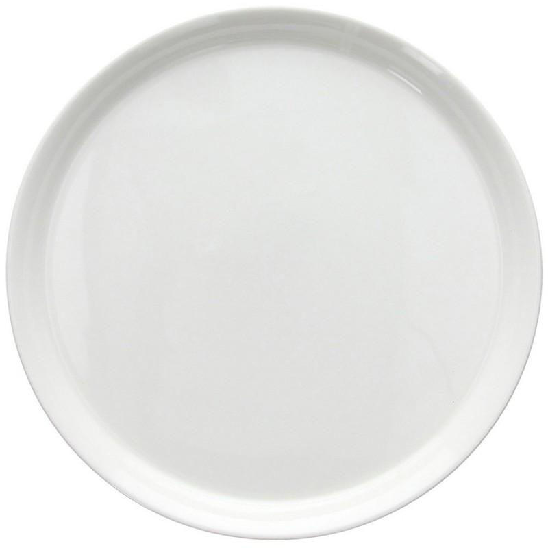 Tognana Fontebasso Polar Bianco Dinner Plate