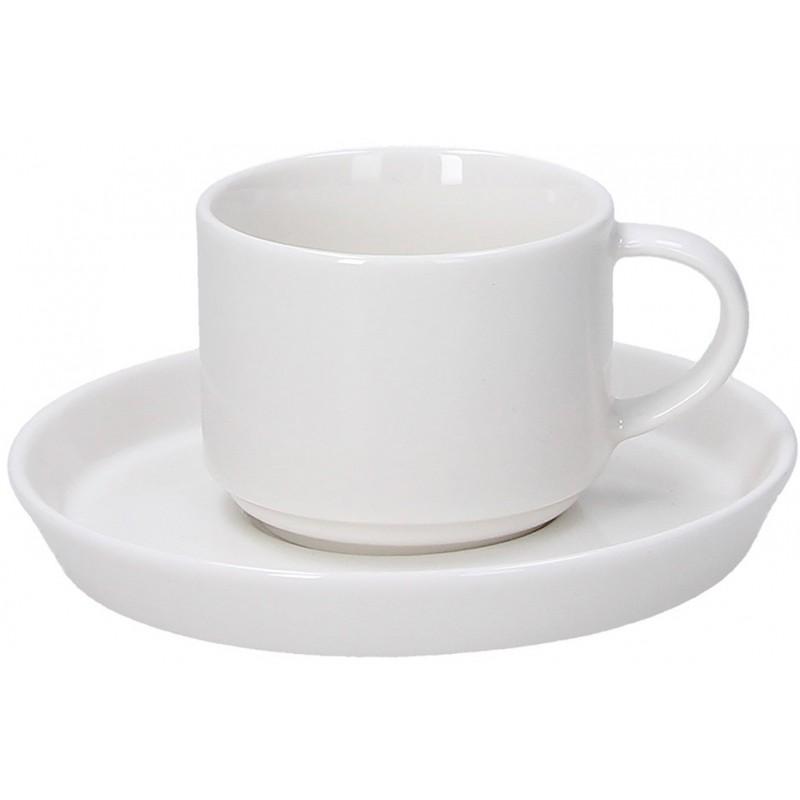Tognana Fontebasso Polar Bianco Coffee Cup 90 cc