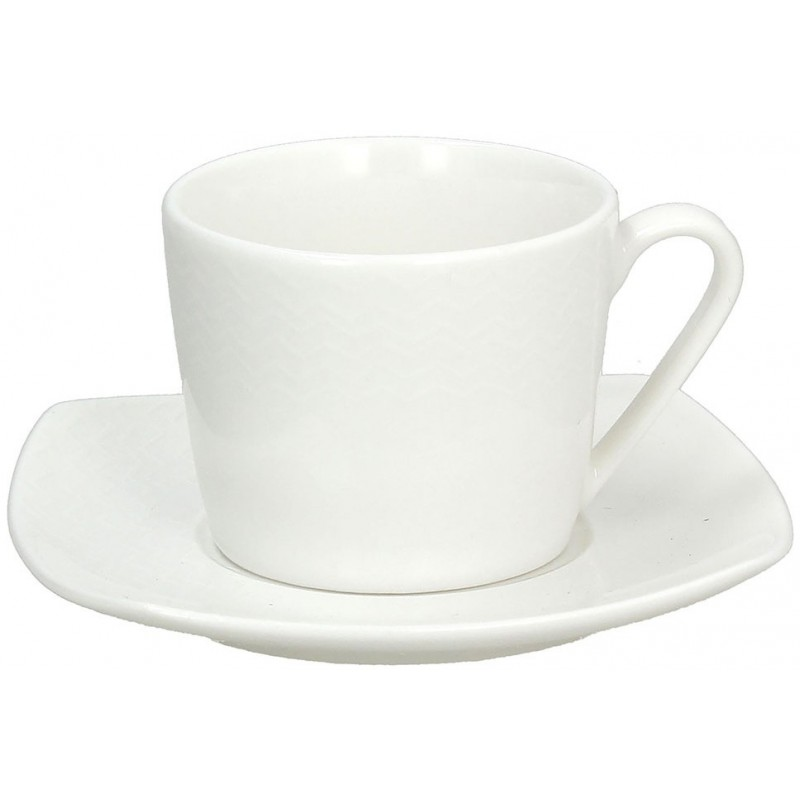 Tognana Fontebasso Stile Wind Set of 6 Coffee Cups 90 cc