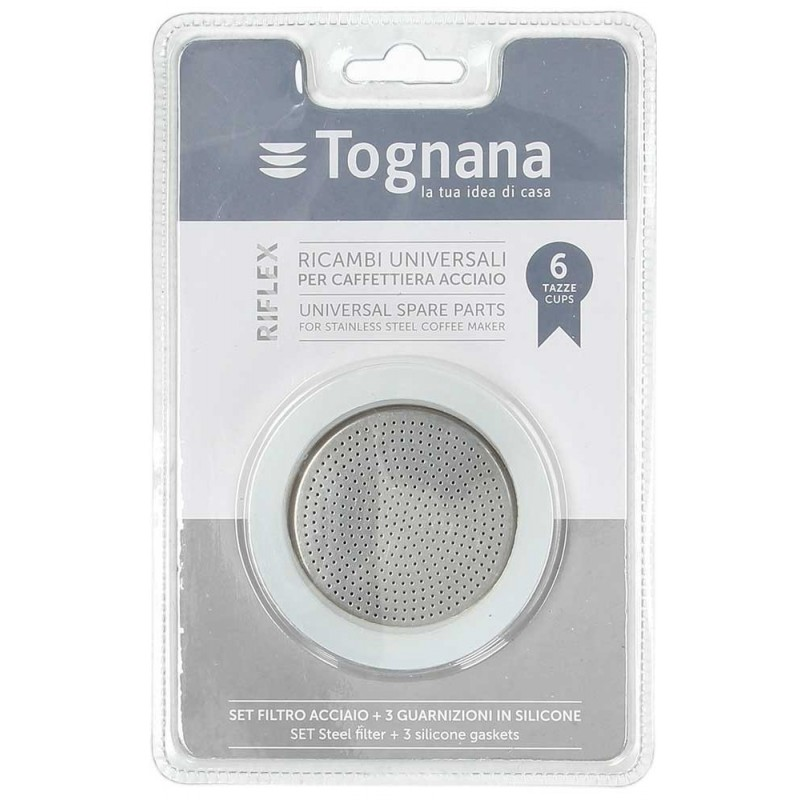 Tognana Seal for Stainless Steel Coffee Maker