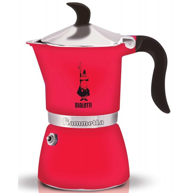 Bialetti Fiammetta Fluo Coffee-Maker